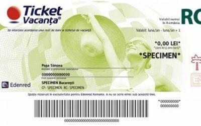Lista unitatilor turistice ce accepta carduri vouchere de vacanta